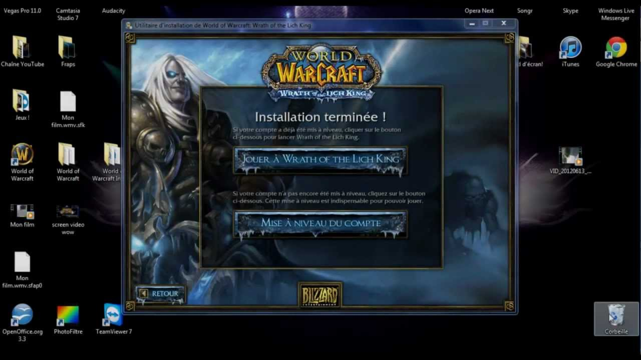 patch wow 3.3.5 clubic