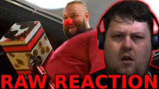 Bray Wyatt Drops the Hammer in the Fire Fly Funhouse! : 10/06/2019 : RAW Reaction