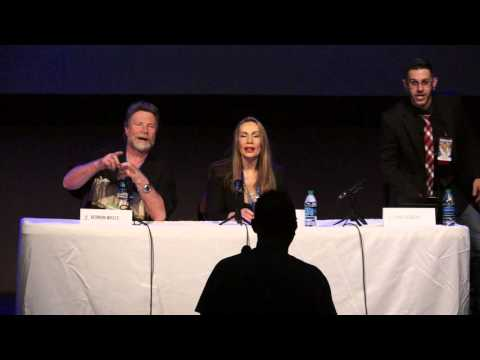 Pensacon 2016: Road Warrior Panel with Virginia Hey and Vernon Wells Part 2