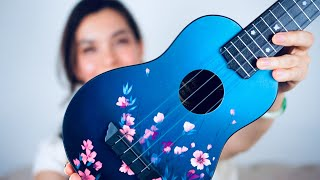 The most special unboxing video: my signature ukulele!!!