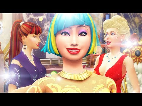 GET FAMOUS CAS & OBJECTS 🎬 THE SIMS 4