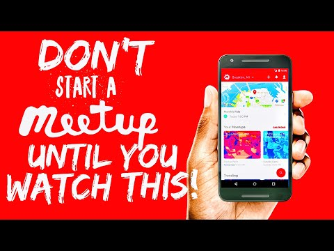 Meetup.com App: FEES, Problems & MISTAKES | Things To Know BEFORE STARTING A Group in 2021