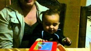 Download Carcajada bebe por travesura :D