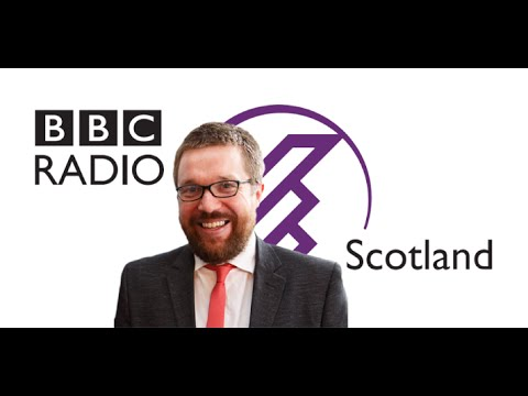 Gordon MacRae on BBC Radio Scotland