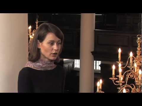 Irina Lankova plays and talks about Beethoven, St Martin in-the-Fields