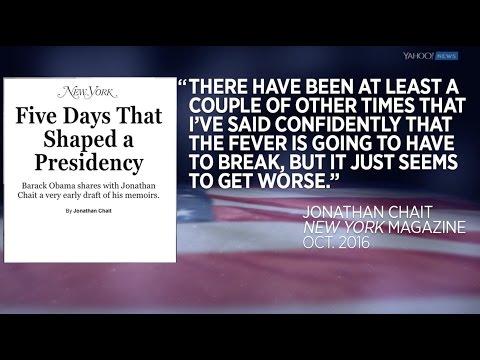 Maureen Dowd on President Obama