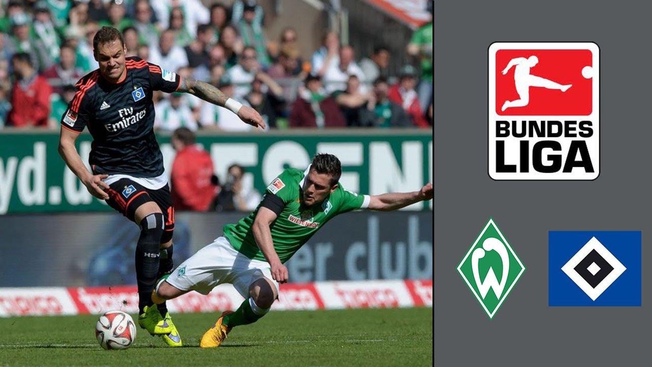 Werder Vs Hamburg