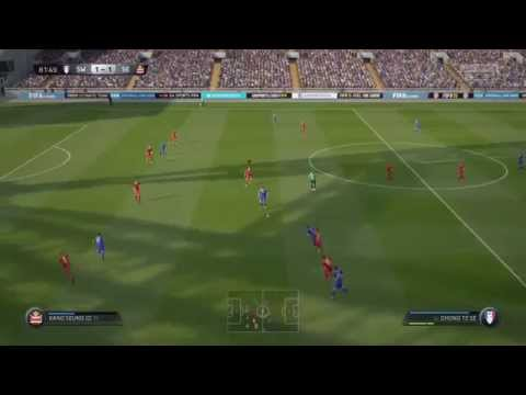 "FIFA Derbys #20 Süd-Korea: Suwon Bluewings - FC Seoul (""Super Match"" ) [PS4] [720p]"