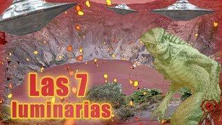 La zona MÁS MISTERIOSA de MEXICO| Las 7 LUMINARIAS