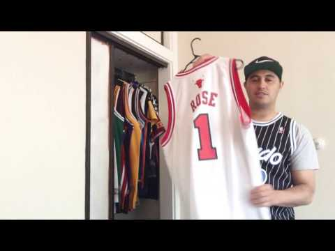 adidas NBA Swingman Jersey Collection