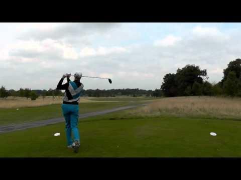 Simon Wakefield swing sequence