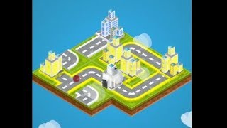 CITY CONNECT 2 EASY GAME LEVEL 1-30 WALKTHROUGH