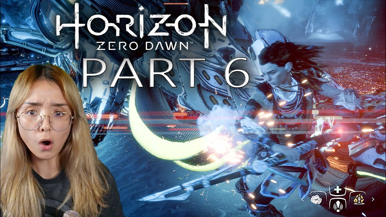 Download Cauldron Sigma, Revenge of the Nora   Horizon Zero Dawn Part 6 Very Hard Mode 4K60 ULTRA