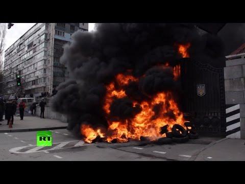 Журналист: В рядах участников «майдана» наметился раскол