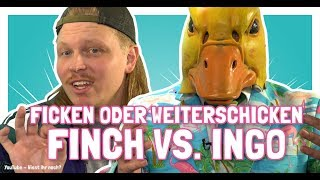 Finch Asozial vs. Ingo - Ficken oder weiterschicken - Britney Spears, Blümchen, Jenna Jameson