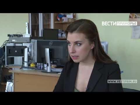 «Вести: Приморье. Интервью»: Ситуация на рынке труда в Приморье. Меры поддержки граждан