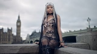 "Nicki Minaj Under Fire For ""No Frauds"" Music Video Scenes"