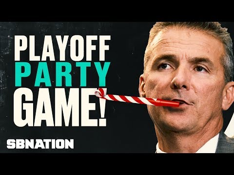 Play the College Football Playoff selection party game!