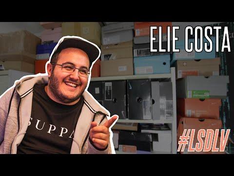 """#LSDLV - Elie Costa : """" 300 paires aujourd'hui et ça a commencé grâce aux Air Max Plus 1"""""""
