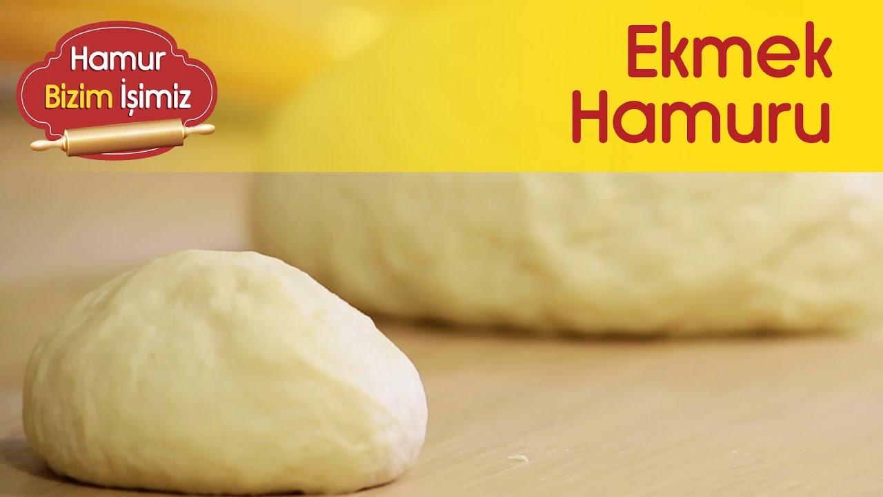 Ekmek Hamuru Nasıl Mayalanır