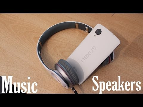 Nexus 5 - Speakers - Music Experience