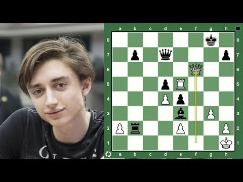 Dubov Wins Wang Hao & The 2018 King Salman World Rapid Chess Unbeaten