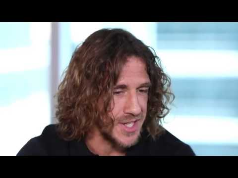 Carles Puyol In India ,Talks about FIFA U-17 World Cup & More