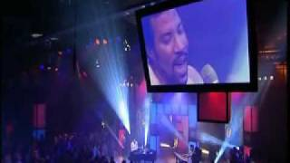 Lionel Richie - Hello 2007 live