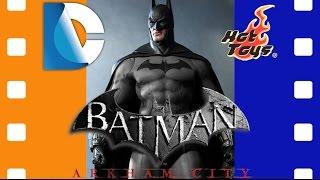 фигурка Бэтмен Аркхэм Сити  Arkham City Batman Hot Toys