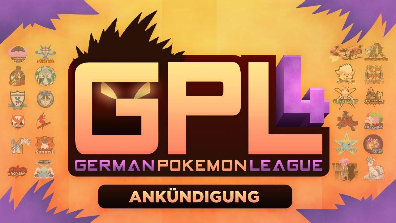 german pokemon league