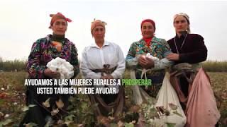 Mujeres rurales: agentes de cambio que luchan contra la pobreza, el hambre y el cambio climático