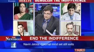 The Newshour Debate Debate: Demolish the indifference
