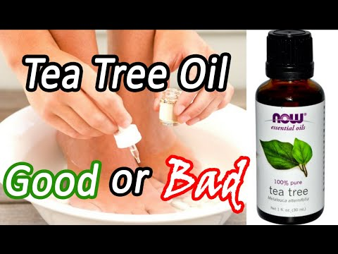 Tea Tree Oil for Toenail Fungus – Is it a Good Choice?
