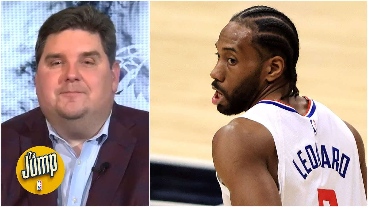 NBA World Speculating About Kawhi Leonard's Future