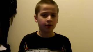 Whadaya Want From Me covered by 10 year old with Autism