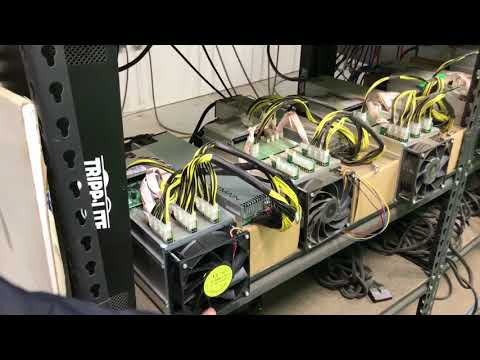 Unboxing And Setting Up Antminer S9