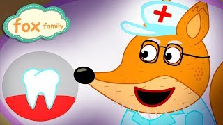Fox Family and Friends new funny cartoon for Kids Full Episode #261