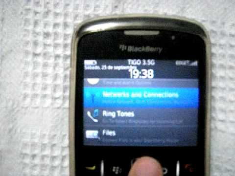 Updating os blackberry curve 8520