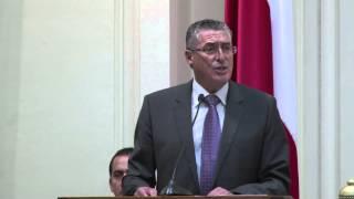 """Jorge Pizarro, Presidente del Senado - Lanzamiento libro """"Eduardo Frei Montalva"""""""