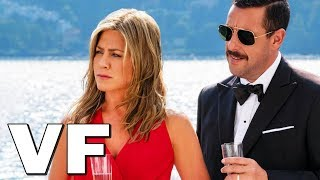 MURDER MYSTERY Bande Annonce VF (2019) Jennifer Aniston, Dany Boon, Comédie Netflix