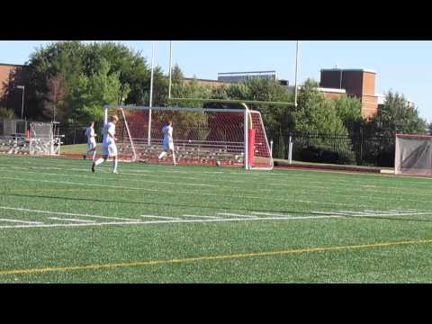 SP at CH soccer clip 3 Nate Hall's first goal  9 23 13