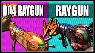 (BO4) RAYGUN V.S EVERY RAYGUN IN COD ZOMBIES ON HIGH ROUNDS