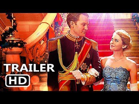 A CHRISTMAS PRINCE Official Trailer (2017) Rose McIver, Netflix Romance Movie HD