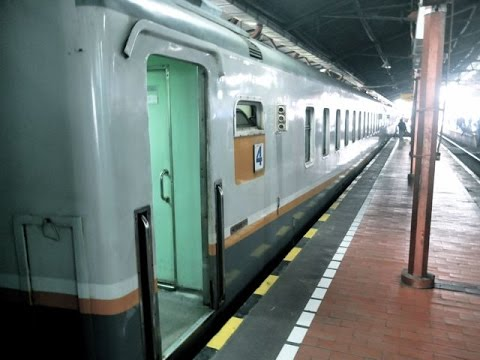 Train travel in Indonesia: From Jogja to Solo with Executive Class