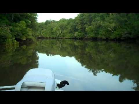 John and Dave Fishing in the Savannah River on Saturday, June 14, 2014.avi