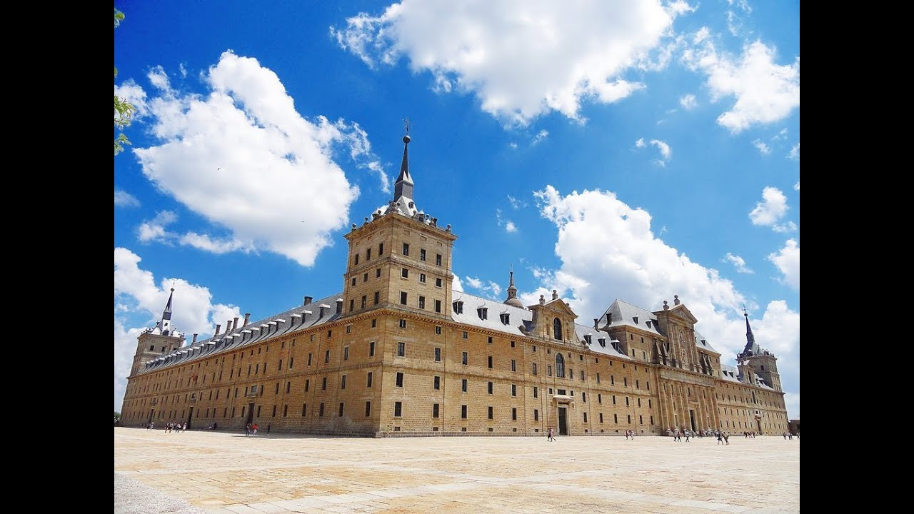 Palacio Real de San Lorenzo de El Escorial - YouTube
