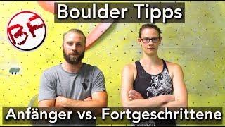 Bouldern Tipps -  Anfänger vs  Fortgeschrittene Frau /Diese boulder Grundlagen können dir helfen!!