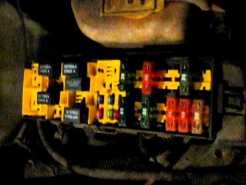 1996 Jeep Cherokee Laredo Fuse Box Diagram 1996 Cherokee Code 27 Fuel Injection Fuel Pump And Relay