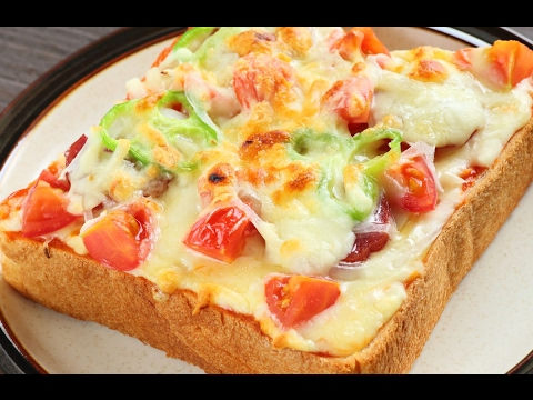 Bread pizza recipe in hindi youtube forumfinder Image collections