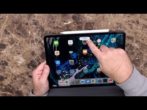 iPad Pro (2018) 12.9  256Gb Unboxing and Hands On